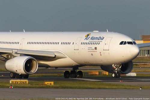 V5-ANO A330-243 SW 286 FRA-WDH | by Giancarlo Scolari