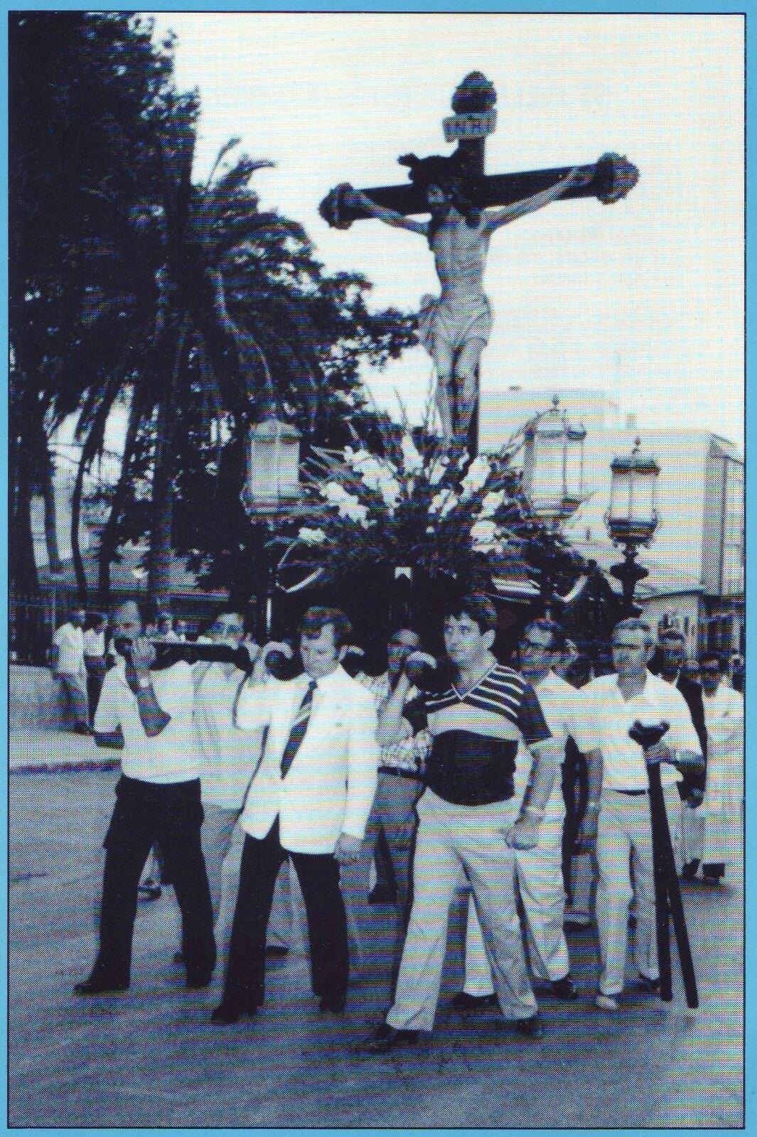 (Año 1984) - ElCristo - Fotografias Historicas - (01)