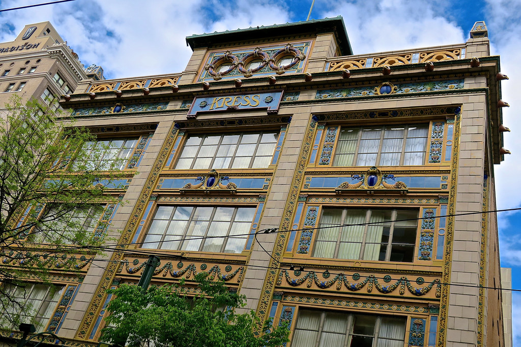 Kress Building, Memphis, TN | Kress Building, 7 North Main S