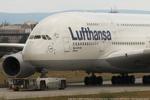 D-AIMH A380-841 LH 797 HKG-FRA   by Giancarlo Scolari