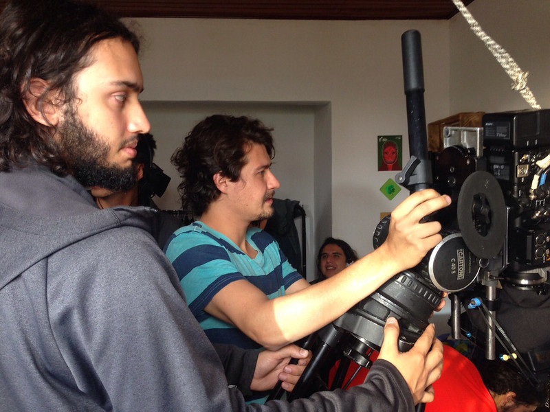 David Horacio Montoya Director de fotografia