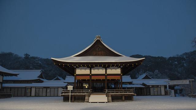 Shimogamo Shrine 下賀茂神社