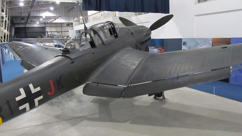 Junkers Ju-87 G2 Stuka 4