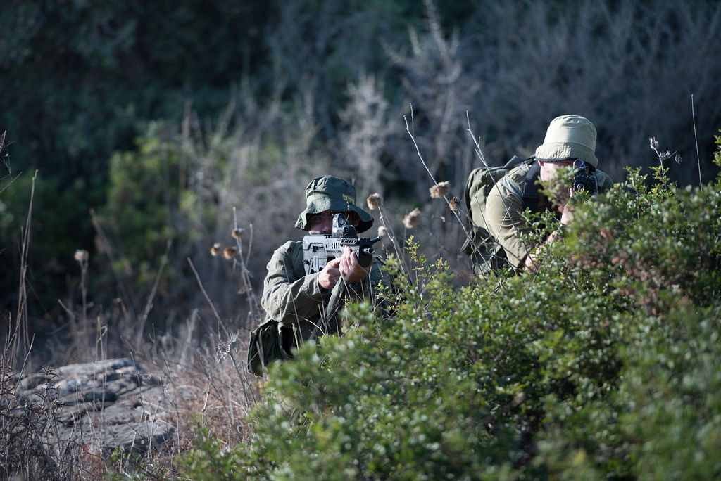"""""""Or HaDagan"""" Northern Command Exercise 