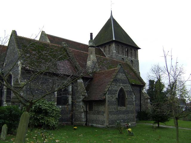 Corringham Church