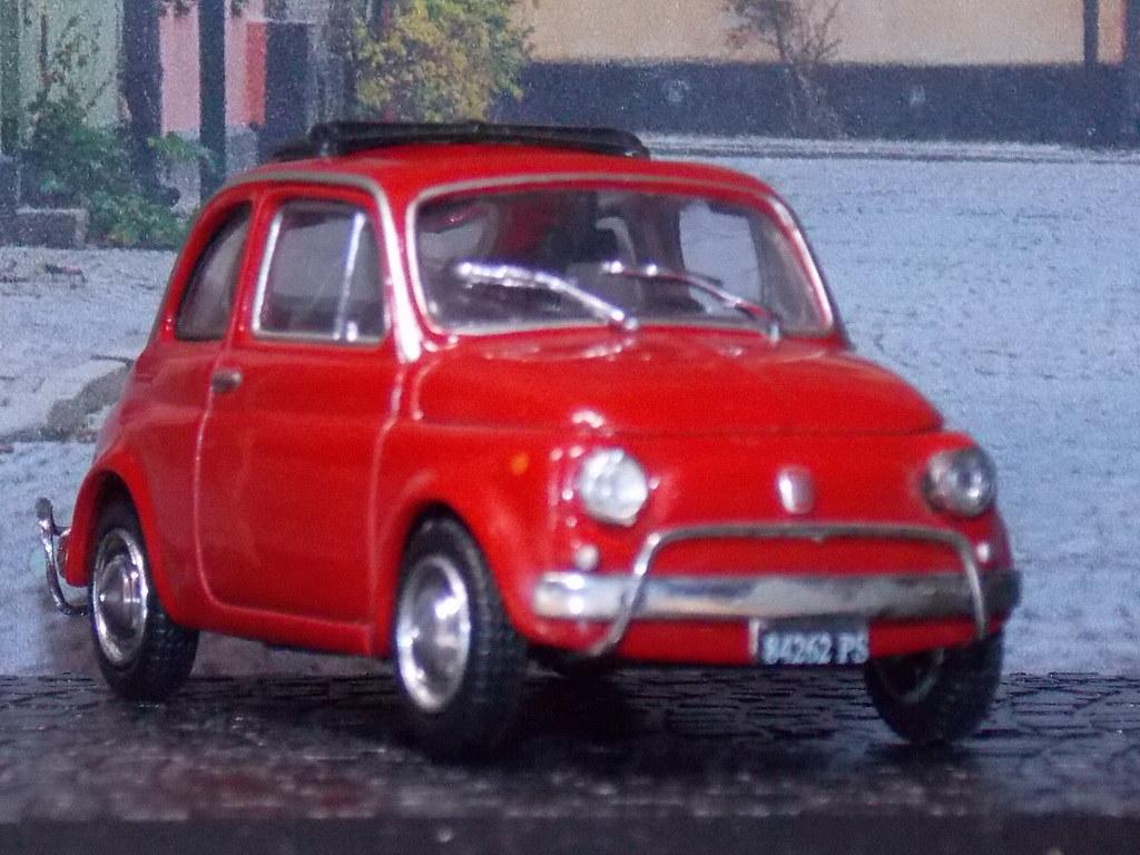 Fiat 500L – 1958