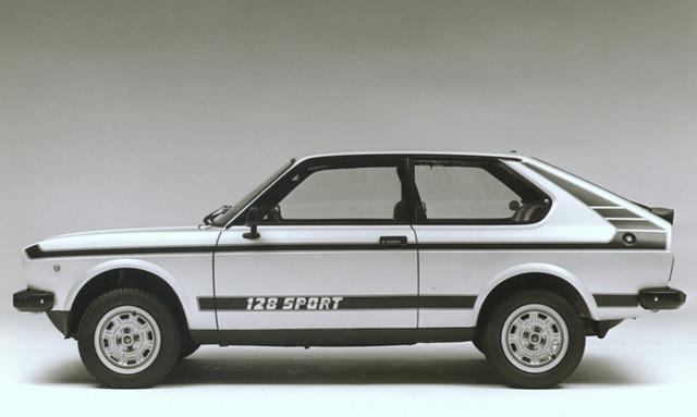 Fiat 128 3P Sport - 1976