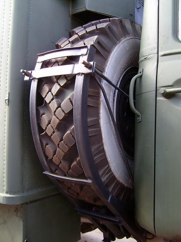 Урал-375 3