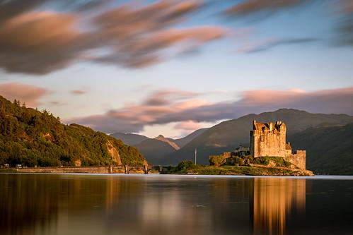 Eilean Donan Castle (Golden Hour) | by Rainer Albrecht