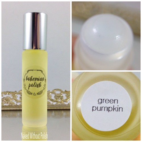 Bohemian-Polish-Cuticle-Oil-Green-Pumpkin-1 | by NakedWithoutPolish
