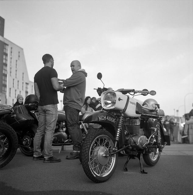 FILM - Distinguished Gentleman's Ride, Sheffield 2017