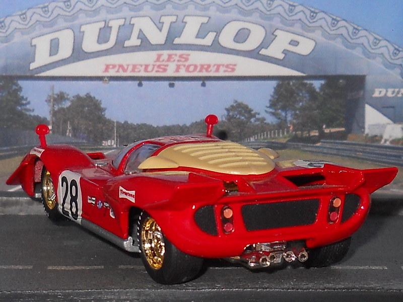 Ferrari 512 S – 24 Hs Daytona 1970