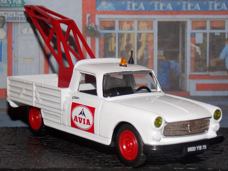 Peugeot 404 Pick Up - 1964