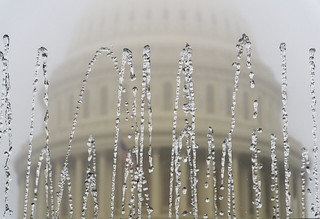 US Capitol Fountain | by jtgfoto