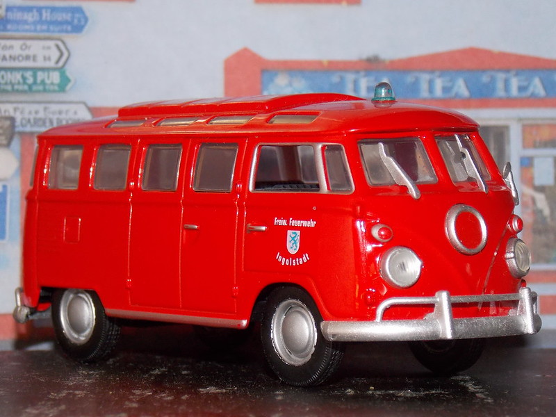 VW T1 Samba - 1962