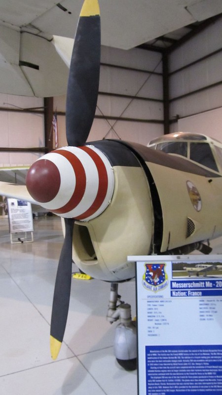 Messerschmitt Me-208 3
