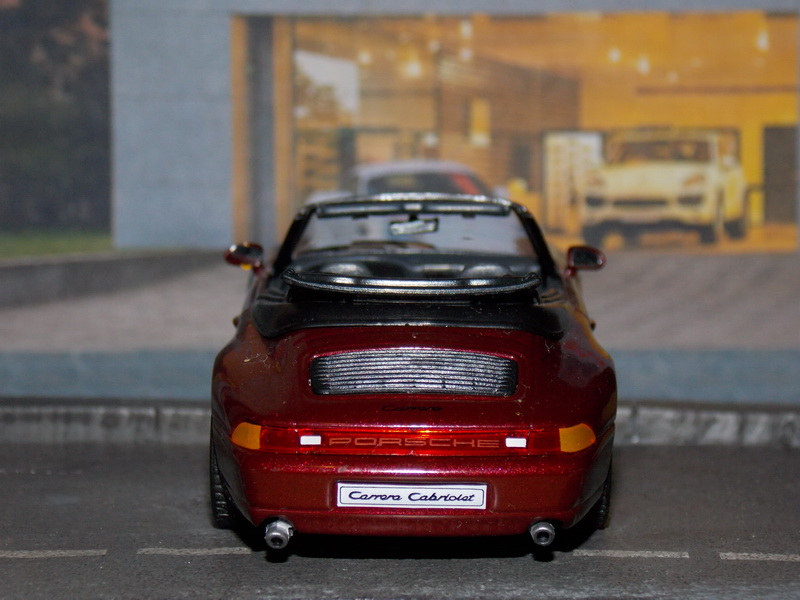 Porsche 911 Carrera Cabrio (993) – 1995