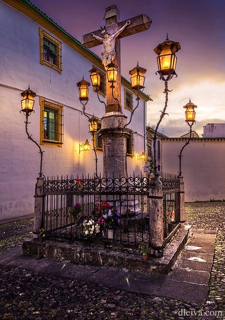 El Cristo de los Faroles (Córdoba)