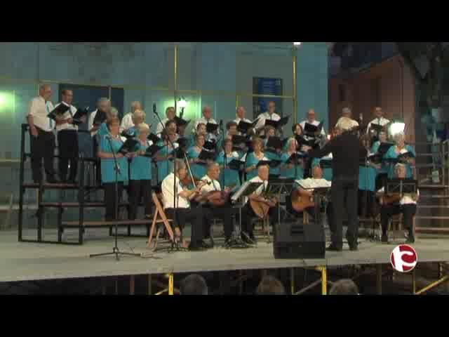 ElCristo - Videos - Intercomarcal TV - (2014-07-04) - Concierto 2ª parte Rondalla CEAM