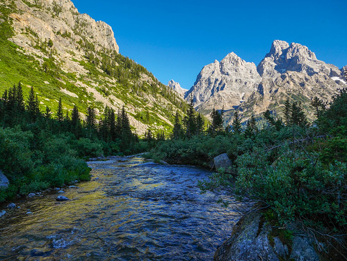 North Fork of Cascade Canyon | by snackronym