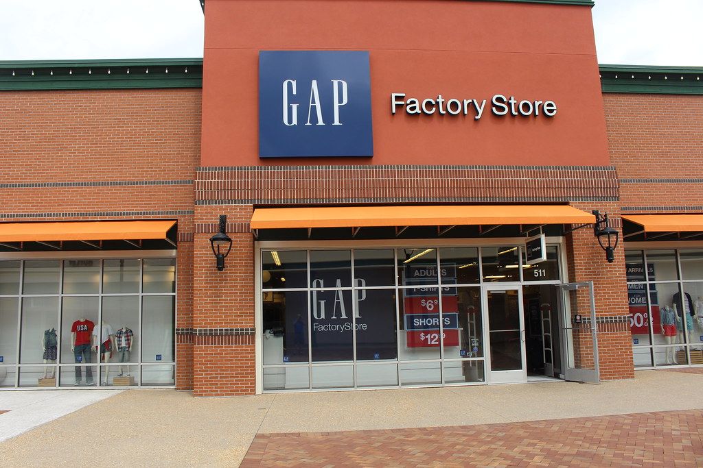 8db9d008f6530 Gap Factory Store, Tanger Outlets Savannah | Tanger Outlets … | Flickr