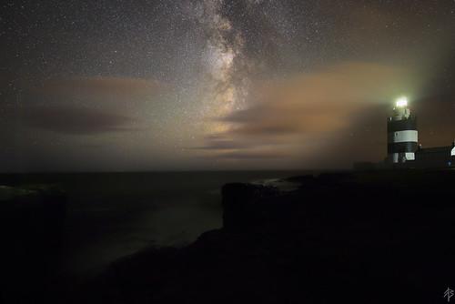 astrophotography hookhead milkyway longexposure nightsky sky stars astronomy tracker threeleggedthing