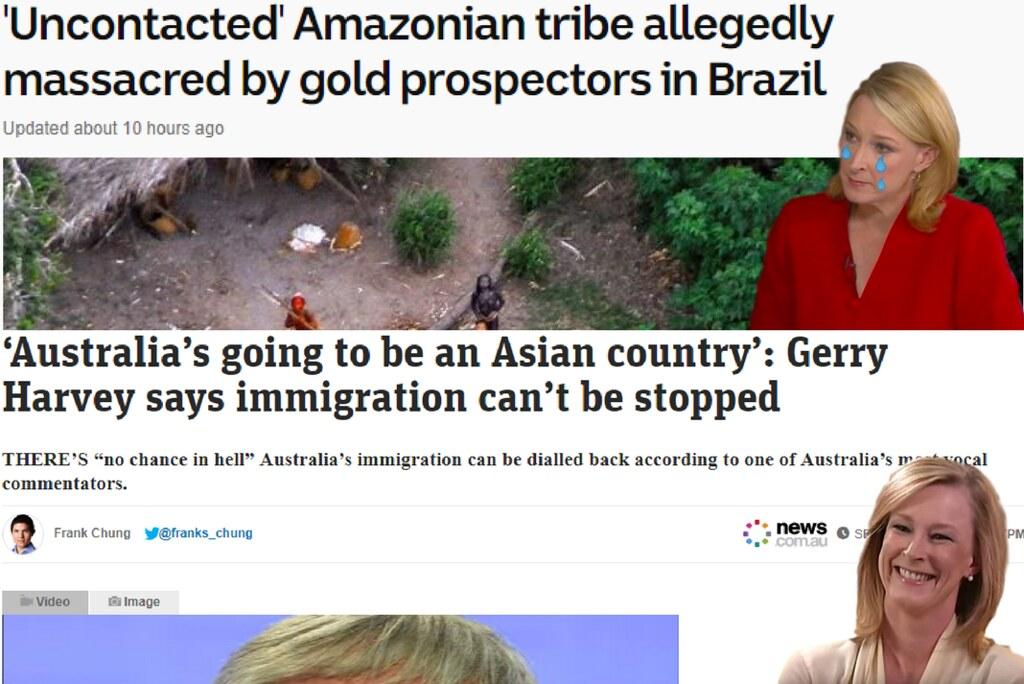 diversity destroys aus xyz