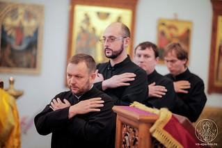 Божественная литургия 405