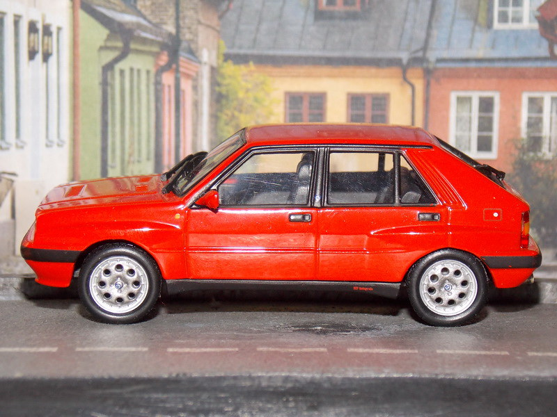 Lancia Delta HF Integrale – 1987