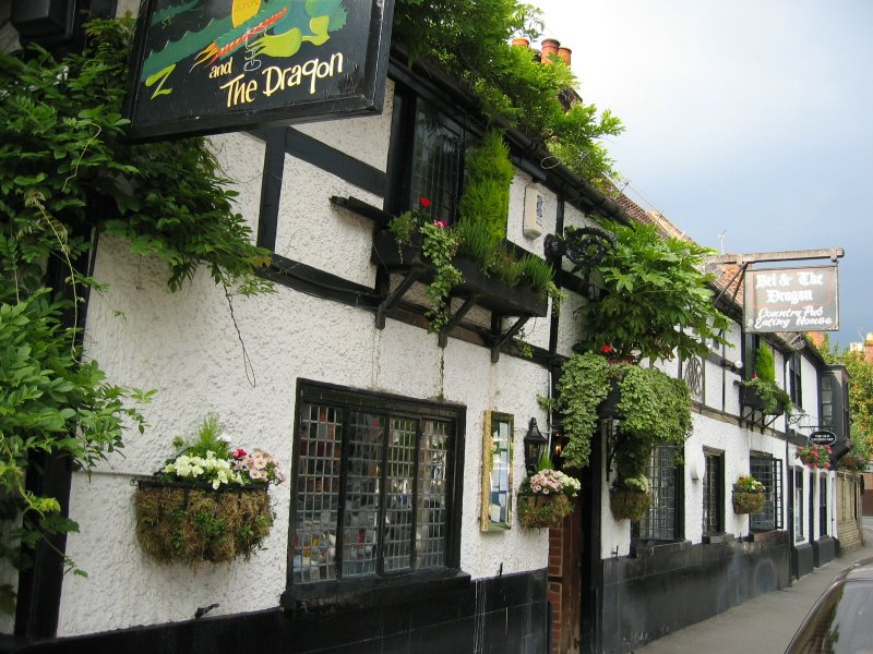 bell and dragon pub