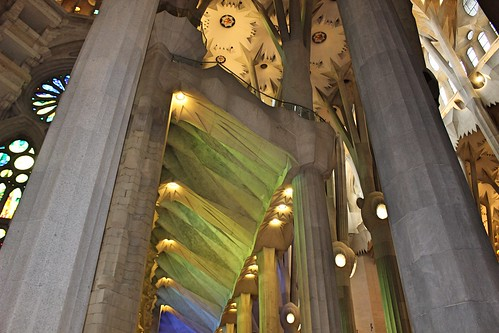 Sagrada Familia detail | by sandrakaybee