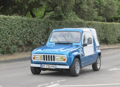 Renault Car Systeme JP5 Baja | by Spottedlaurel