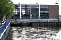 J.U. Smit pumping station - Kinderdijk