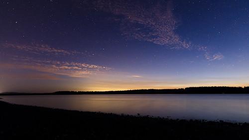 islandview beach centralsaanich bc britishcolumbia canada jamesisland sunrise pacific dawn daybreak colours stars