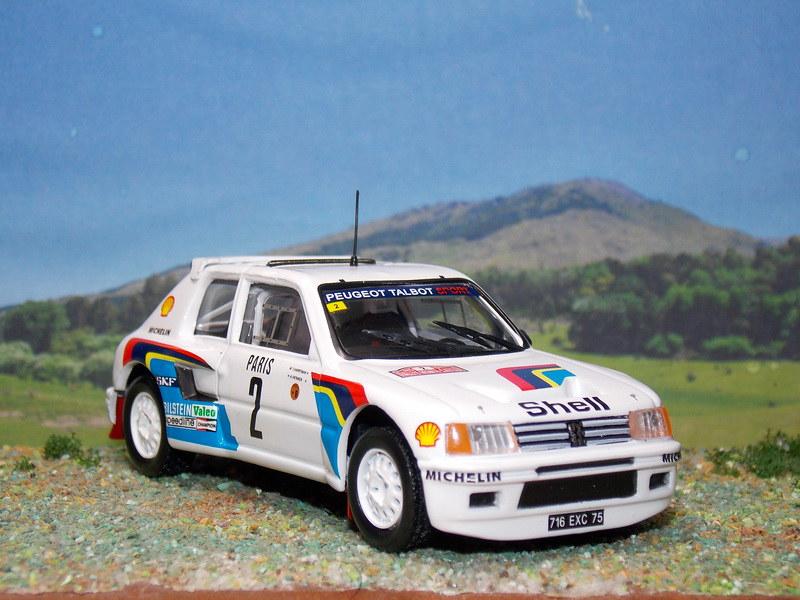 Peugeot 205 T16 - Montecarlo 1985