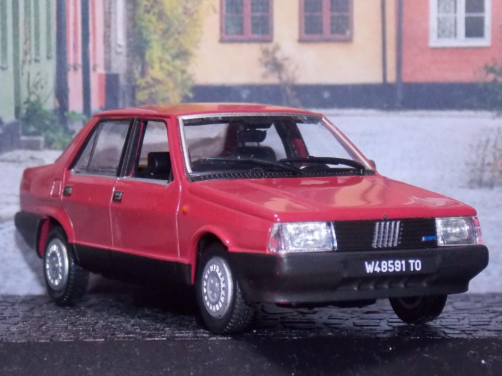 Fiat Regata 70S – 1983