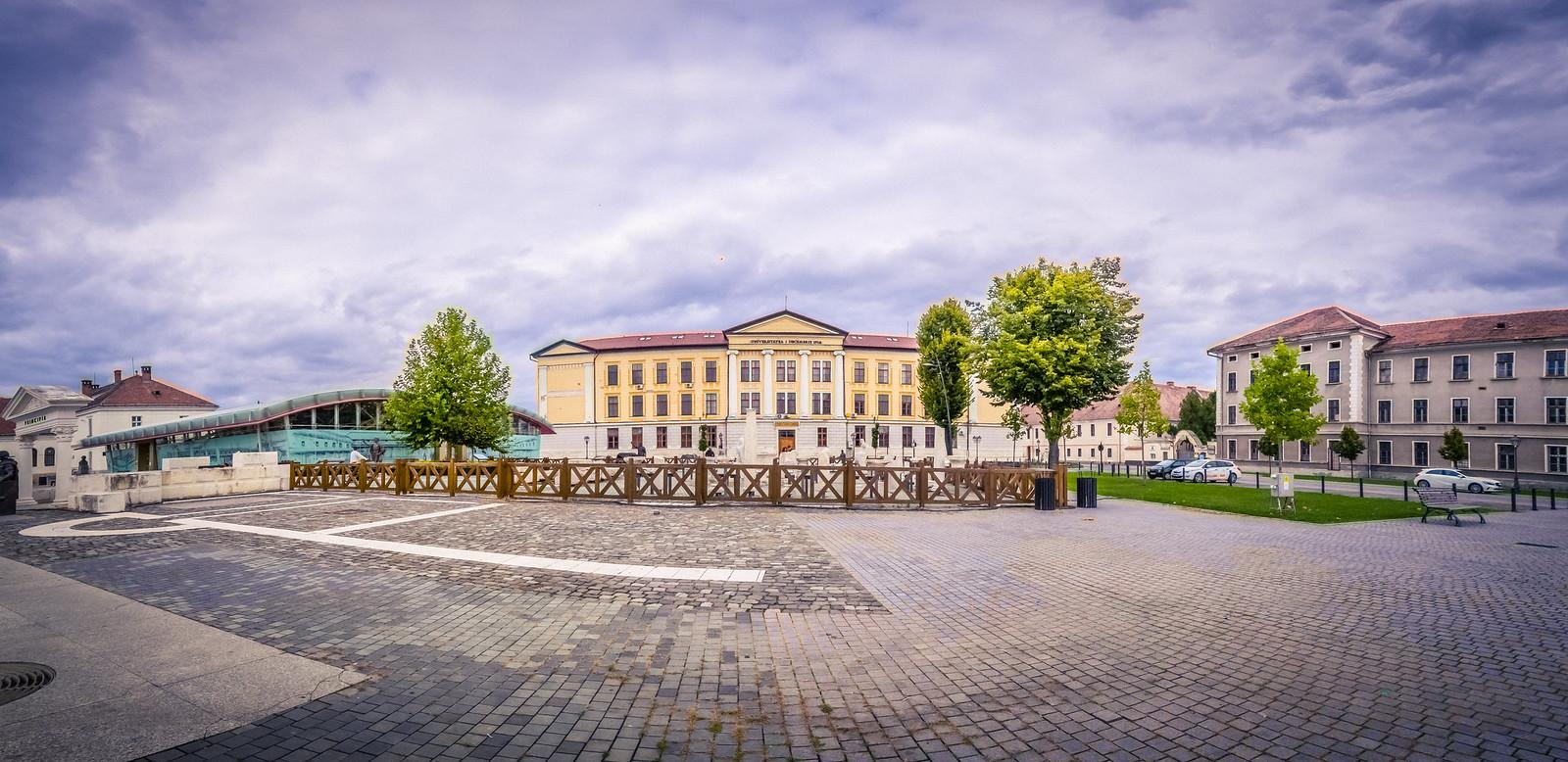 Universitatea 1 Decembrie 1918 - Alba Iulia