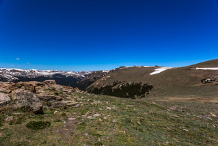 Trail Ridge Road in Rocky Mountain National Park | by adifferentbrian
