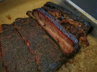 Pork Ribs @ GQUE BBQ - Westminster, CO   by vwcampin