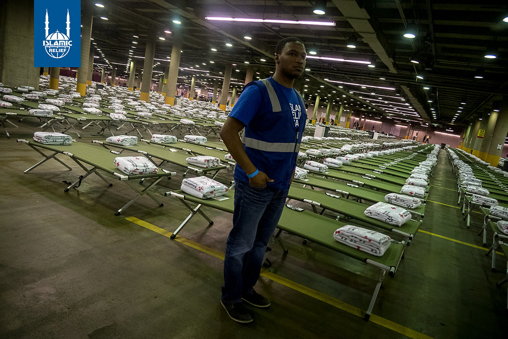IRUSA Disaster Response Team - Islamic Relief USA