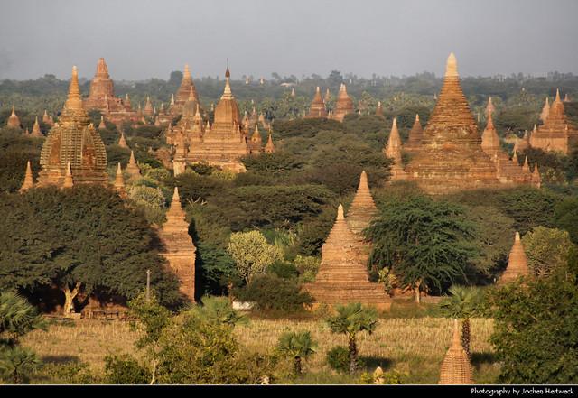 Northern Plain, Bagan, Myanmar