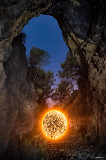 La cueva del Sol / Sun's Cave   by PacoQT