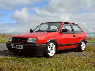 Polo G40 Supercharged   by SausageMatt
