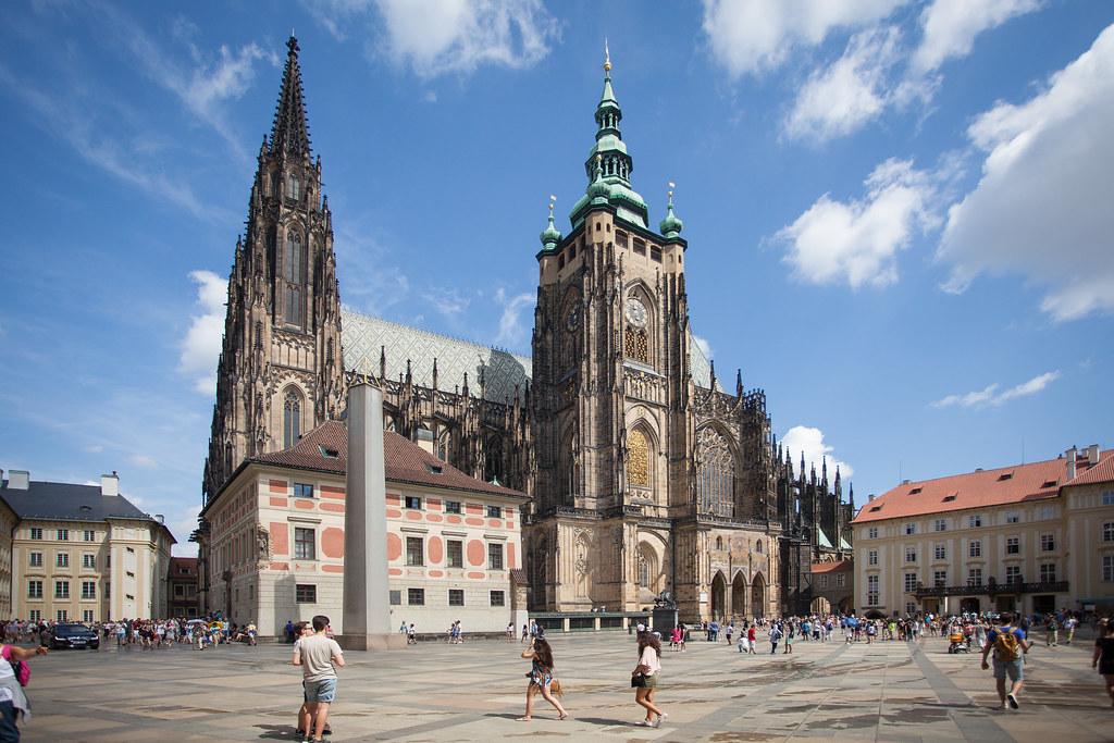 Prag - St Vitus Cathedral