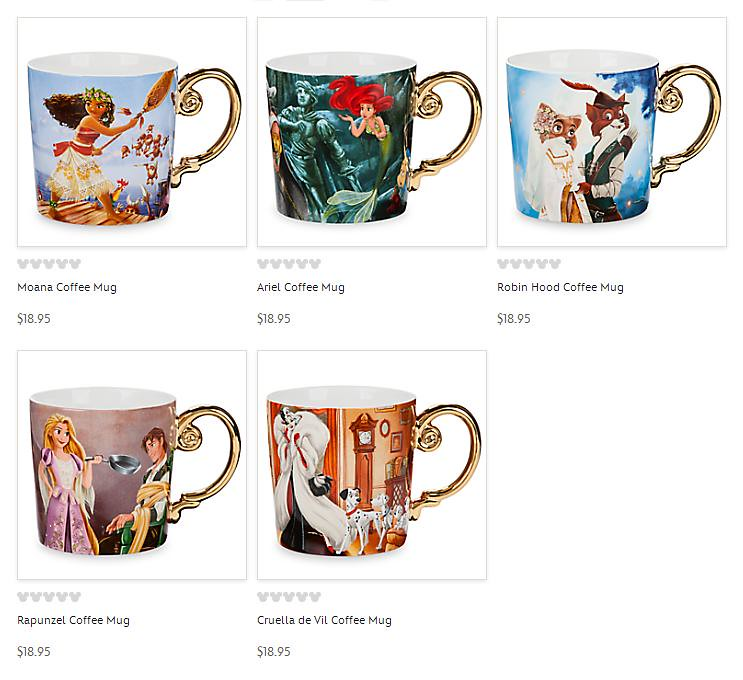 Mugs Collection Designer Disney Us 2017 P…Flickr Store BdxCeo