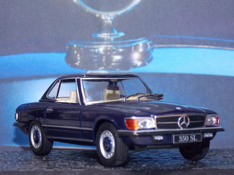 Mercedes Benz 350 SL - 1981