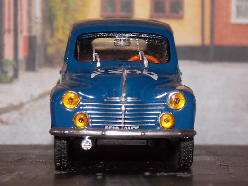 Renault 4CV – 1000 Miglia 1954