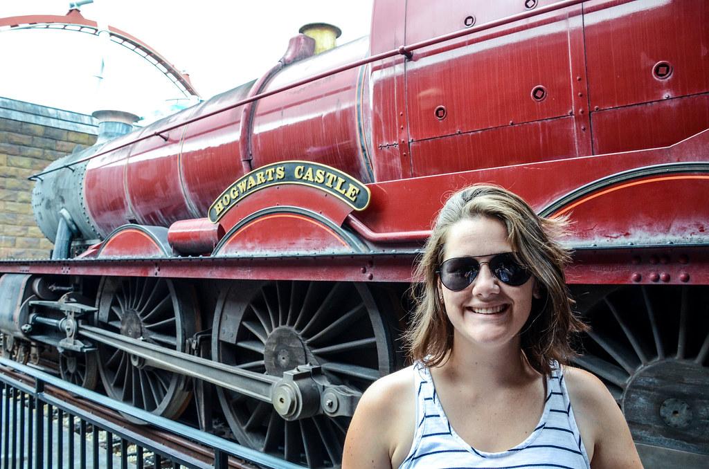 Melissa Hogwarts Express