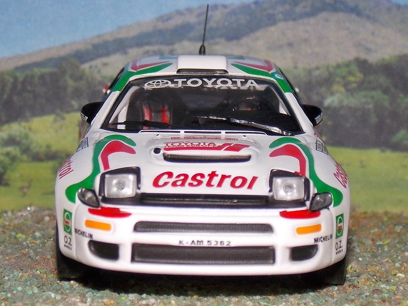 Toyota Celica GT4 – Montecarlo 1993