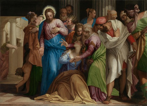 Paolo Veronese - Conversion